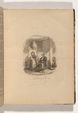 Artist: CARMICHAEL, J. | Title: The Dombey family | Date: 1847 | Technique: etching, printed in black ink, from one plate
