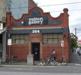 Artist: Butler, Roger | Title: Sutton Gallery, Melbourne | Date: 2008