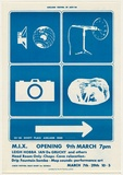 Artist: DE GRUCHY, Ian | Title: M.I.X. Opening, Adelaide Festival. | Date: 1980