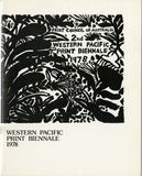Artist: PRINT COUNCIL OF AUSTRALIA | Title: Exhibition catalogue | 2nd Western Pacific print biennale 1978. Melbourne: Print Council of Australia, 1978. | Date: 1978