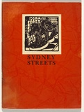 Artist: PRESTON, Margaret | Title: Sydney streets. | Date: 1928 | Technique: wood-engravings, printed in black ink, each from one block