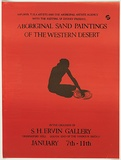 Artist: JOHNSON, Tim | Title: Aboriginal sand paintings of the Western Desert. | Date: 1980 | Technique: screenprint, printed in colour, from multiple stencils | Copyright: © Tim Johnson