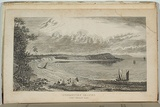 Artist: HAM BROTHERS | Title: Quarantine ground, Port Phillip Bay. | Date: 1851 | Technique: engravings, printed in black ink, from one copper plate