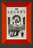 Artist: BAINBRIDGE, John | Title: BEA: London (grenadier guard). | Date: (1948) | Technique: photo-lithograph