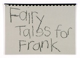 Artist: VARIOUS | Title: Fairy Tales for Frank. | Date: 1983 | Technique: xerography