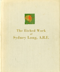The Etched Work of Sydney Long A.R.E.