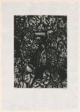 Title: Falls of Bruer. | Date: 2001 | Technique: etching, printed in black ink, from one plate