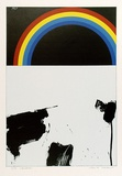 Artist: ROSE, David | Title: Rainbow | Date: 1967 | Technique: screenprint, printed in colour, from six stencils